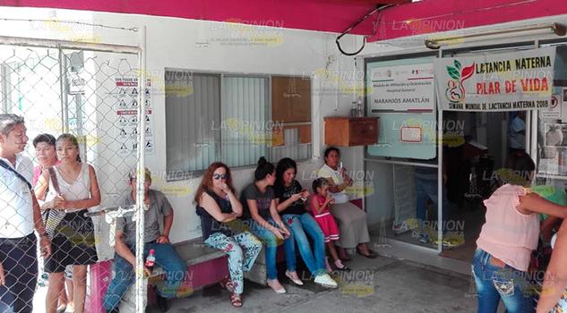 Rebasados los servicios médicos en Naranjos