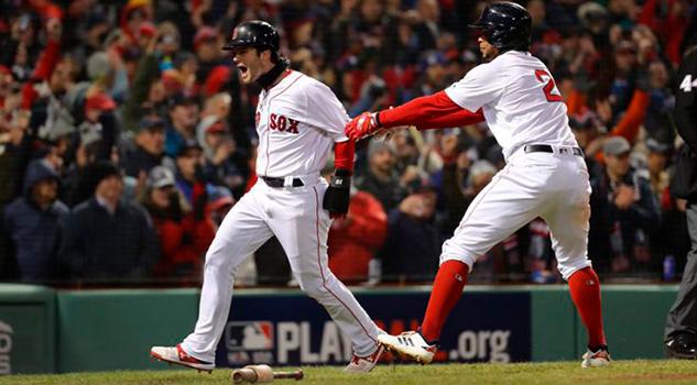Red Sox repite dosis a Dodgers en casa y se acerca al título