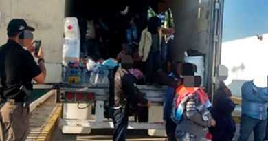 Rescatan a 123 migrantes en Tabasco; 53 son menores de edad