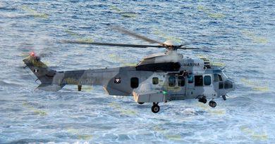 Rescate frente a la costa de Tuxpan