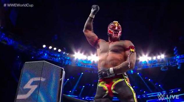 Rey Mysterio sumó la segunda victoria en su regreso a WWE