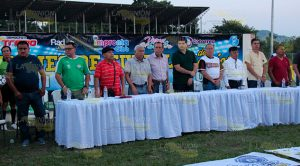 Se inaugura edición 44 Torneo Futbol Barrios 2018