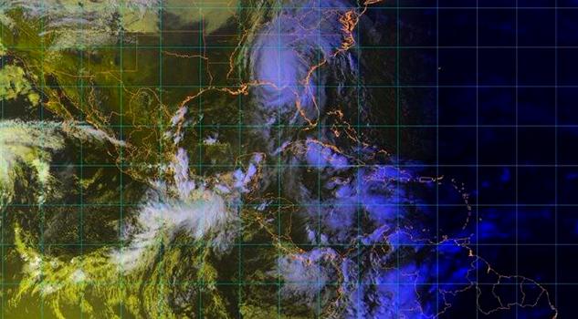 Se pronostican fuertes tormentas en varios estados del país