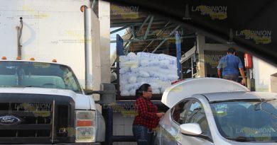 Se viene el caos en la producción de hielo