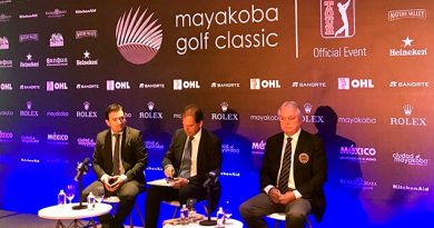 Siete mexicanos participarían en torneo Mayakoba Golf Classic 2018