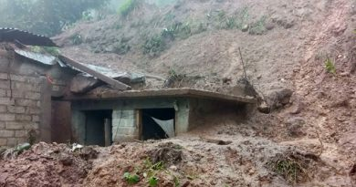 Sube a 7 víctimas mortales por lluvias en Oaxaca