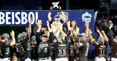 Sultanes de Monterrey es Campeón de la LMB tras 11 años de sequía