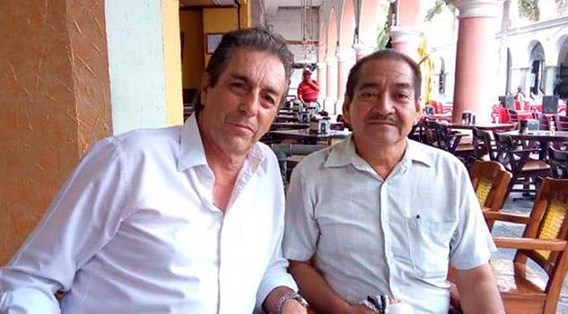 Tomás Boy anda en Veracruz