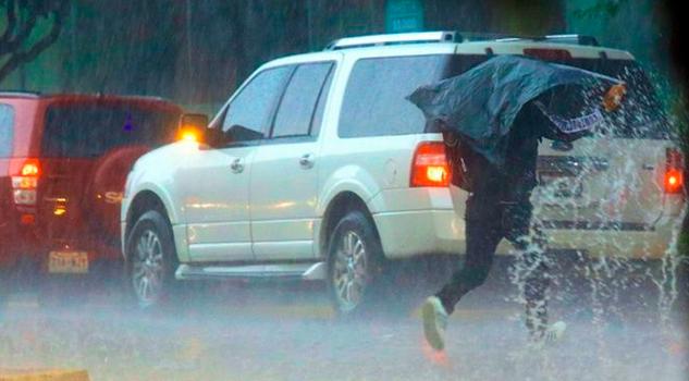 Tormentas lluvias azotarán estos estados Sergio