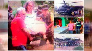 Tras la inundación de 1999, se consolida Grupo de Rescatistas