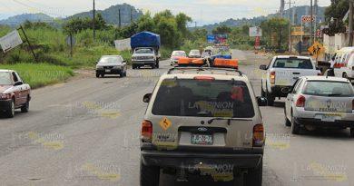 Viable bulevar de Poza Rica a Coatzintla