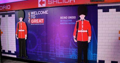 Viaja a Londres desde el Metro Auditorio