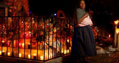 Xandú, la fiesta zapoteca para recibir a los muertos
