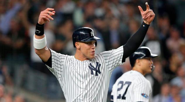 Yankees y Red Sox se verán las caras en la serie divisional