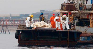 Derrame de petróleo en Golfo de México, uno de los peores de EEUU
