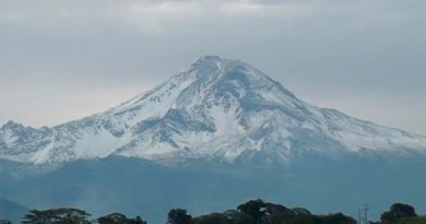Muere alpinista en el Pico de Orizaba, hay dos desaparecidos