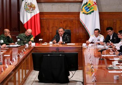 El Gobernador Yunes, pide declaratoria de desastre afectaciones en 52 municipios