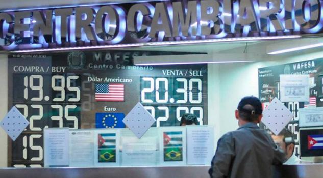 Alcanza el dólar los $20.15 en casas de cambio del AICM