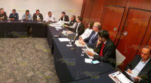 Analizan Senadores creación de una Zona Económica Especial en Poza Rica
