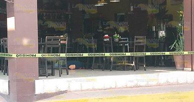 Asesinan a Paco Riaño en restaurante de Gutiérrez Zamora