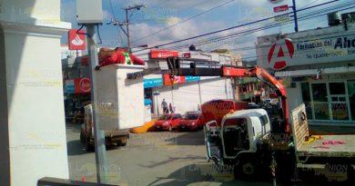 Cámaras de seguridad en Naranjos están desconectadas, revelan