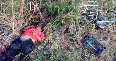 Ciclista muere tras ser embestido por vehículo fantasma