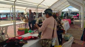 Dan espacios a expositores locales en Tuxpan