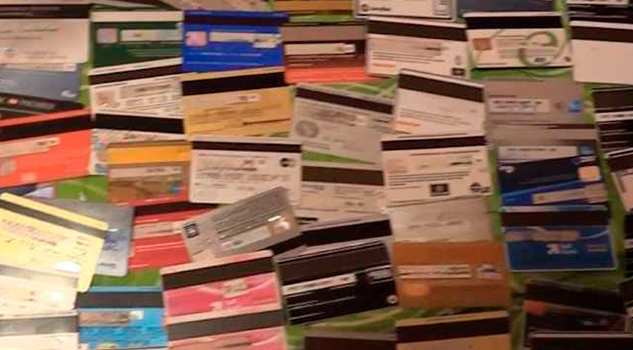 Desarticulan red de falsificación de tarjetas en España