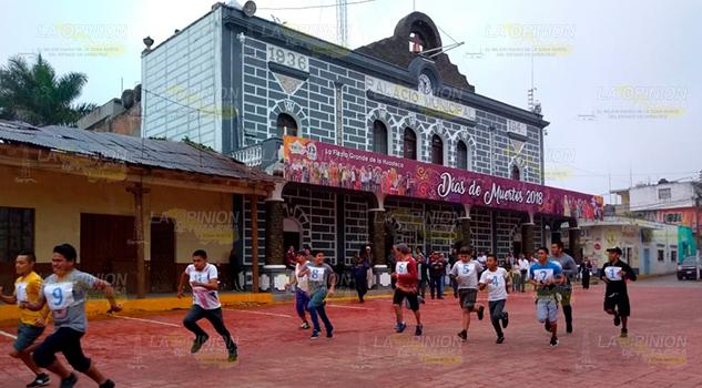 Siguen en pie las actividades por el 108 Aniversario de la Revolución Mexicana en Tempoal
