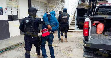 Detienen a dos personas por intentar robar en una casa de Polutla