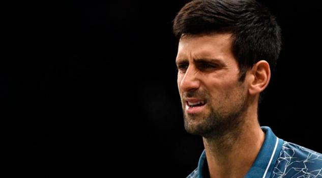 Djokovic cae ante el ruso Khachanov en la final de Bercy