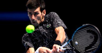 Djokovic se instala en las semifinales de la Copa Masters