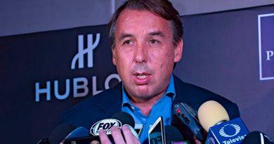 Emilio Azcárraga se disculpa por cancelación de NFL en México