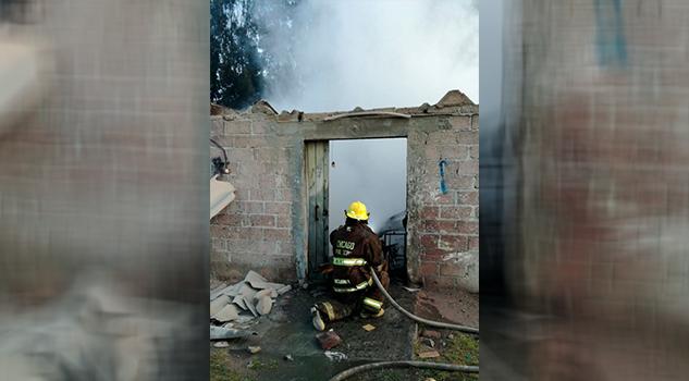 Explota polvorín en Tultepec, Estado de México