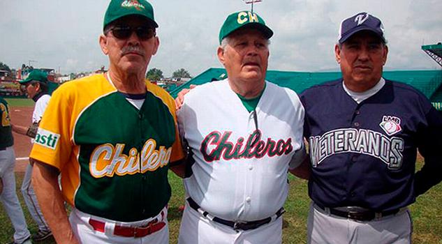 Fallece el legendario beisbolista de Chileros Fili Durán