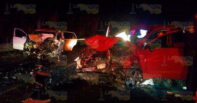 Fatal accidente en la autopista México - Tuxpan