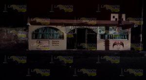 Gimnasio se incendia en Tuxpan