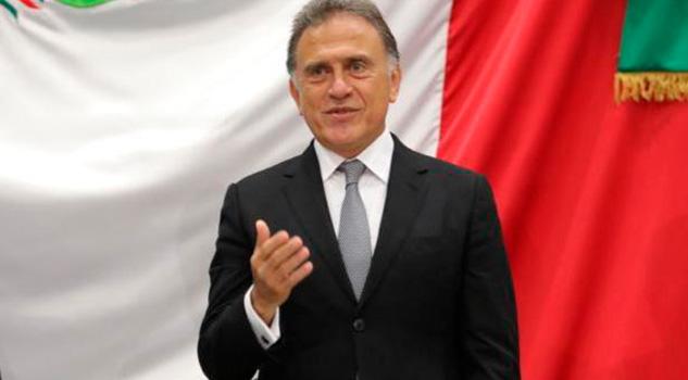 Gracias Veracruz ha sido un privilegio haberles servido Gobernador Yunes