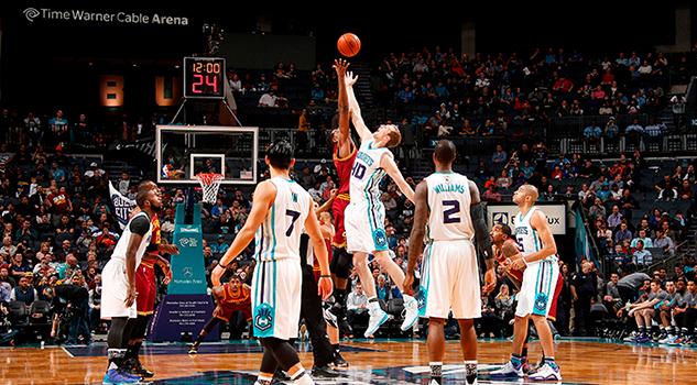 Hornets vapulean a los Cavaliers