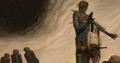 Huracán el dios maya que le dio nombre al fenómeno natural