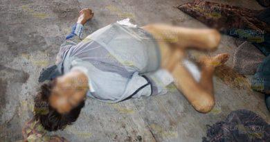 Indigente muere al interior de locales abandonados
