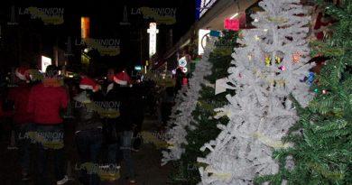 Instalarán tianguis exclusivamente navideño en Álamo