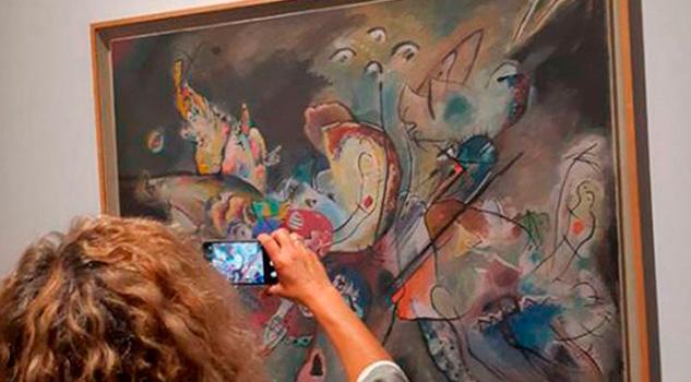 Kandinsky, un revolucionario de la forma y el color