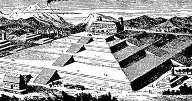 La piramide mas grande del mundo está en México