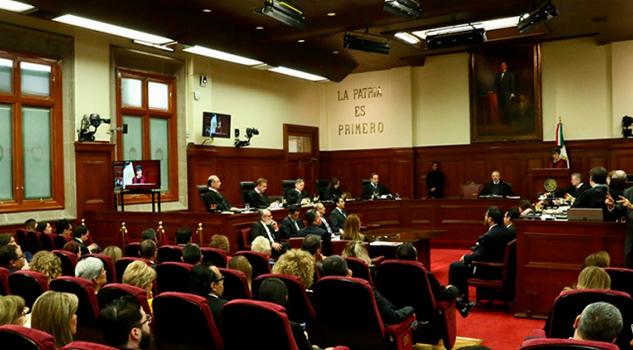 Ley de Seguridad Interior 'se tambalea' en la Corte