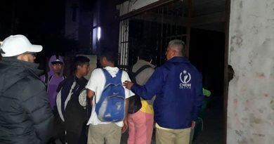 Liberan a 70 migrantes retenidos en Sonora