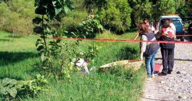 Lo matan en un camino vecinal ente Naranjos y Chinampa de Gorostiza