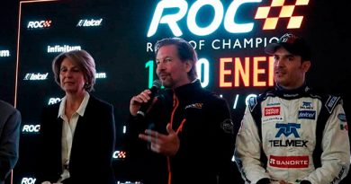 México puede ser la mejor Race of Champions Frederick Johnson