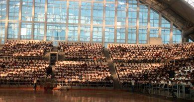 Más de 2 mil jóvenes acudieron al sorteo del SMN en Veracruz