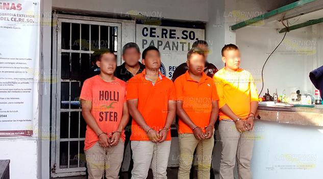 Ministeriales cumplen orden de aprehensión contra homicidas
